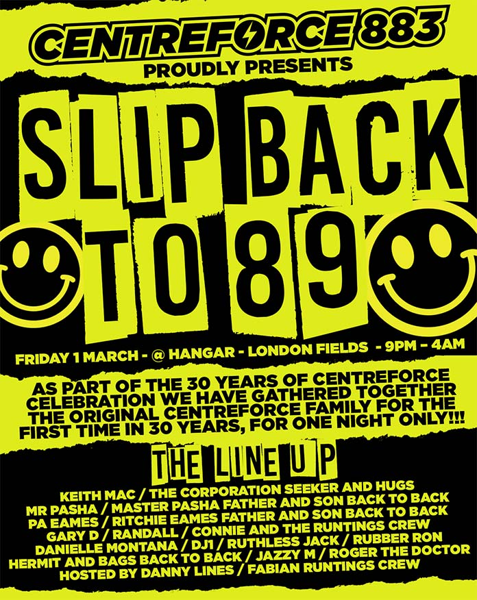 Slip back to 89